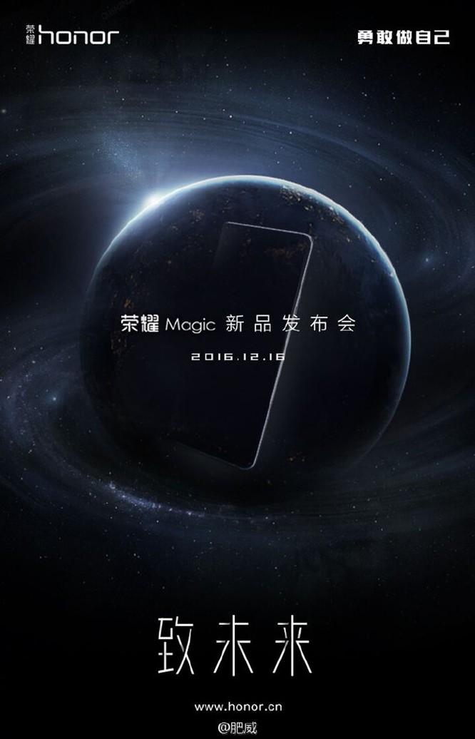 Huawei Honor Magic sẽ có viền màn hình mảnh hơn Mi MIX ảnh 1