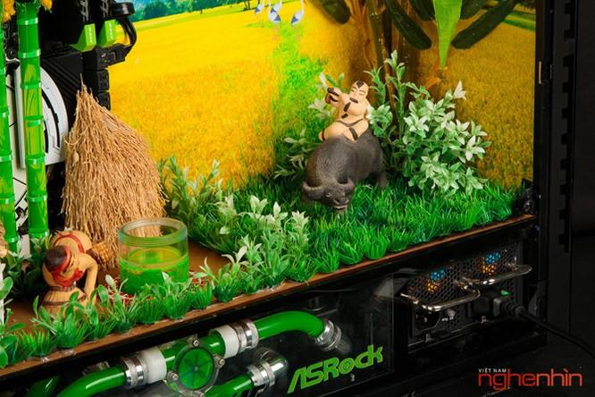 Ngắm modding PC 'Bức họa đồng quê' cực đẹp và mạnh ảnh 8