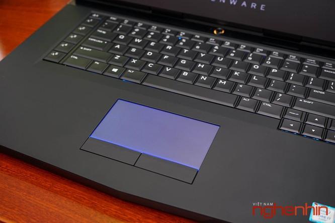 Cận cảnh Gaming Laptop Alienware 15 R3 2017 ảnh 9