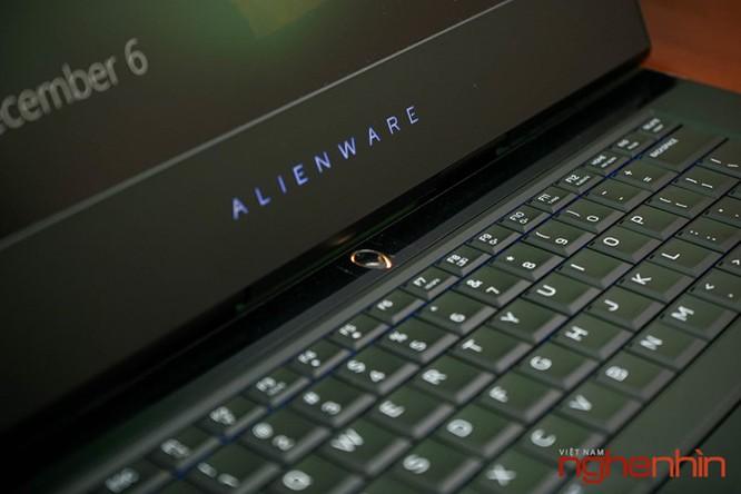 Cận cảnh Gaming Laptop Alienware 15 R3 2017 ảnh 8