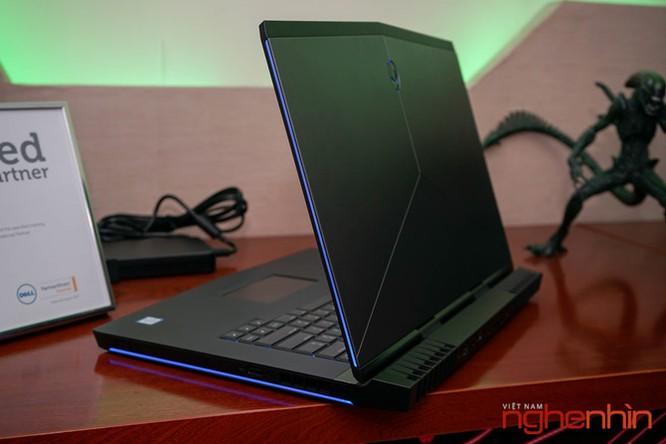 Cận cảnh Gaming Laptop Alienware 15 R3 2017 ảnh 4