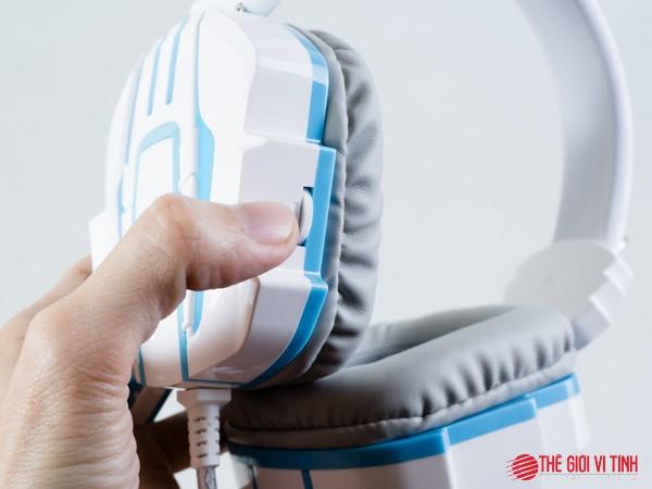 Cận cảnh tai nghe chơi game Soundmax AH-316 ảnh 6