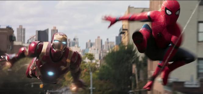 Spider Man tuổi teen tung trailer chính thức, ra rạp ngày 7/7 ảnh 5