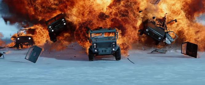 Đón xem Fast and Furious 8: Dominic Toretto chống lại đồng đội ảnh 4