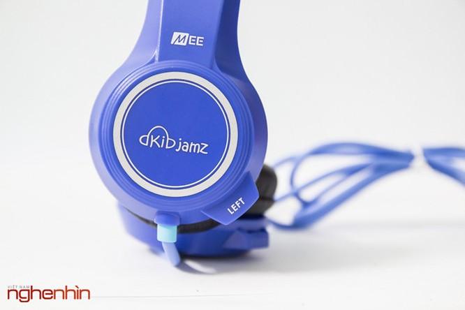 Mở hộp tai nghe cho trẻ em Mee Kid Jamz ảnh 7