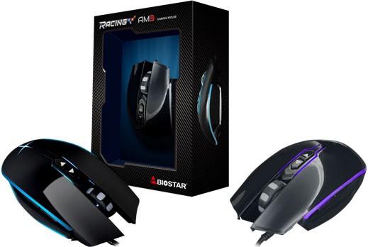 Biostar ra mắt chuột chơi game giá rẻ ảnh 1
