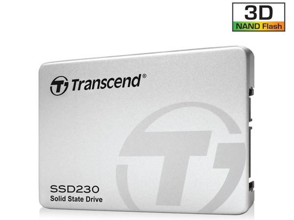 Transcend ra mắt ổ SSD công nghệ NAND 3D ảnh 1