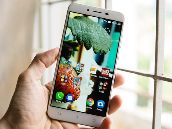 Cận cảnh smartphone pin khủng Asus ZenFone 3 Max 5.5 ảnh 1