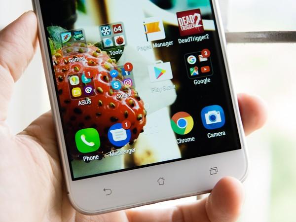 Cận cảnh smartphone pin khủng Asus ZenFone 3 Max 5.5 ảnh 3