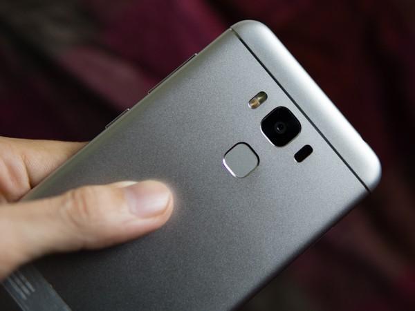 Cận cảnh smartphone pin khủng Asus ZenFone 3 Max 5.5 ảnh 2