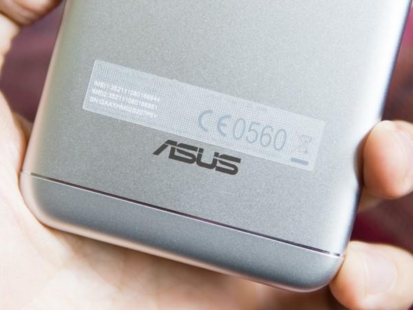 Cận cảnh smartphone pin khủng Asus ZenFone 3 Max 5.5 ảnh 5
