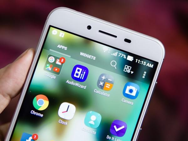 Cận cảnh smartphone pin khủng Asus ZenFone 3 Max 5.5 ảnh 6