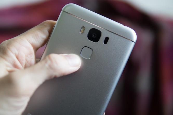 Cận cảnh smartphone pin khủng Asus ZenFone 3 Max 5.5 ảnh 12