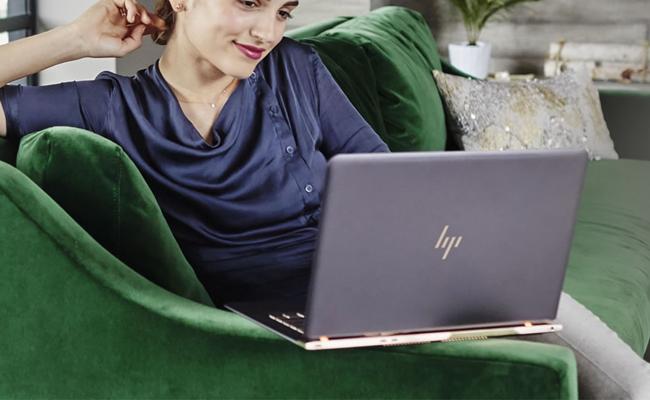 Đẹp từng cen-ti-mét với chiếc laptop doanh nhân HP Spectre ảnh 3