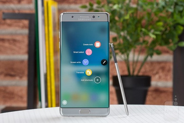 Tìm ra nguyên nhân gây cháy trên Galaxy Note 7 ảnh 1