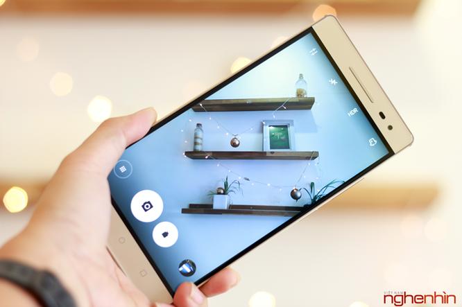 Trên tay Lenovo Phab2 Pro - smartphone sở hữu 4 camera ảnh 9