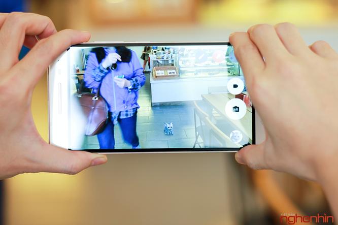 Trên tay Lenovo Phab2 Pro - smartphone sở hữu 4 camera ảnh 10