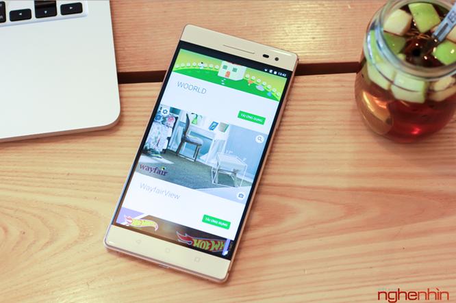 Trên tay Lenovo Phab2 Pro - smartphone sở hữu 4 camera ảnh 12