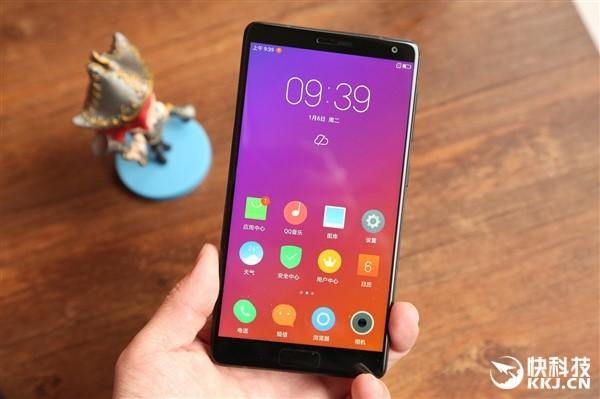Lenovo ZUK Edge ra mắt: đẹp hơn cả Mi MIX ảnh 2