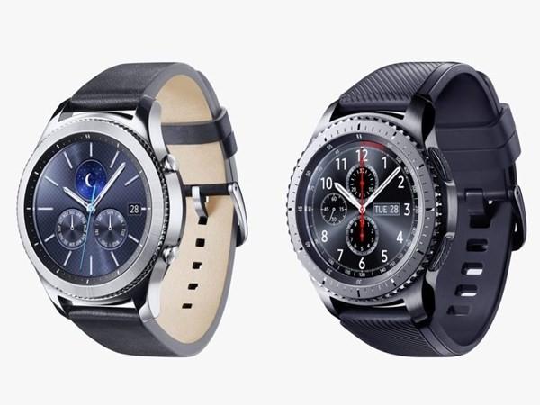 Đồng hồ thông minh Gear S3 giá 7,99 triệu đồng ảnh 1