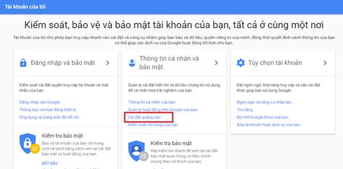 'Loại bỏ' các quảng cáo khó chịu của Google ảnh 2