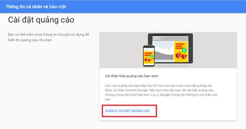'Loại bỏ' các quảng cáo khó chịu của Google ảnh 3