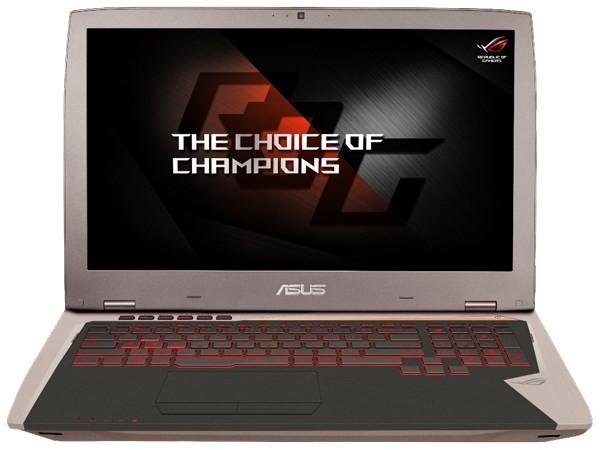 Máy tính chơi game Asus ROG siêu dị tràn ngập CES 2017 ảnh 11