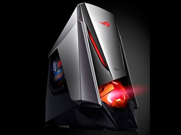 Máy tính chơi game Asus ROG siêu dị tràn ngập CES 2017 ảnh 14