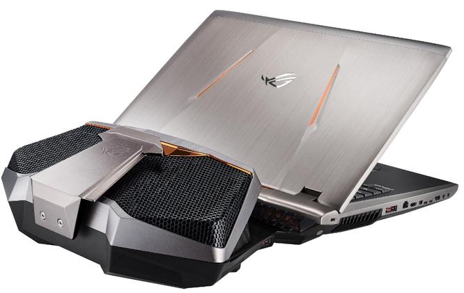 Máy tính chơi game Asus ROG siêu dị tràn ngập CES 2017 ảnh 1