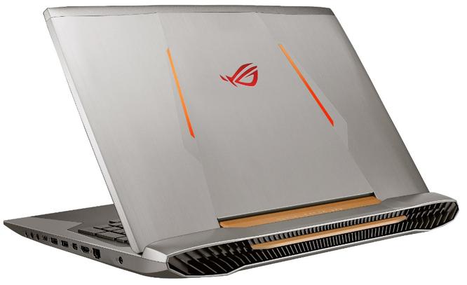 Máy tính chơi game Asus ROG siêu dị tràn ngập CES 2017 ảnh 2