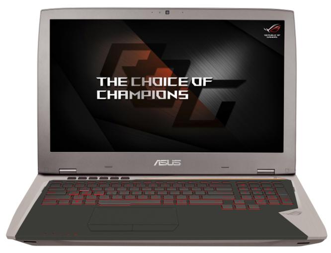 Máy tính chơi game Asus ROG siêu dị tràn ngập CES 2017 ảnh 3