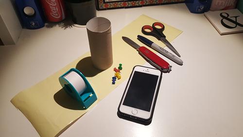 Tự 'độ loa' cho smartphone ảnh 1
