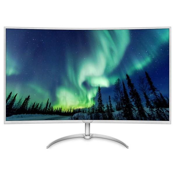 Philips giới thiệu màn hình cong 4K khung hình khủng ảnh 2