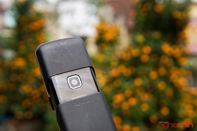 Trên tay Nokia 8600: 'Kiệt tác ánh trăng' 10 năm tuổi ảnh 3