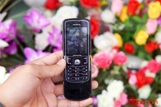 Trên tay Nokia 8600: 'Kiệt tác ánh trăng' 10 năm tuổi ảnh 5