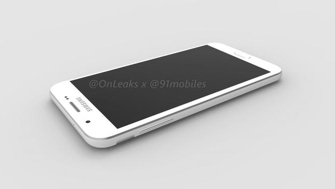 Samsung Galaxy J7 2017 lộ cấu hình ảnh 1