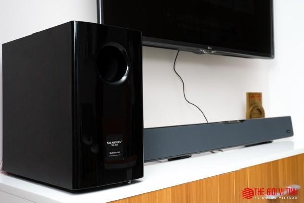 Soundmax SB-217: Bất ngờ từ loa soundbar thương hiệu Việt ảnh 3