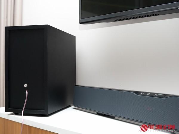 Soundmax SB-217: Bất ngờ từ loa soundbar thương hiệu Việt ảnh 6