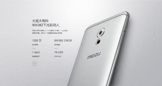 Meizu Pro 7: Smartphone 4K, RAM 8GB, giá 552USD ảnh 2