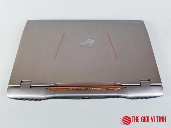 Cận cảnh laptop chơi game Asus ROG G701VI giá 85 triệu đồng ảnh 1