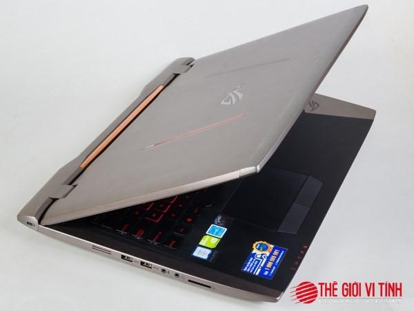 Cận cảnh laptop chơi game Asus ROG G701VI giá 85 triệu đồng ảnh 3