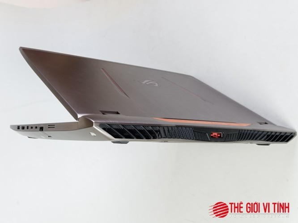 Cận cảnh laptop chơi game Asus ROG G701VI giá 85 triệu đồng ảnh 4