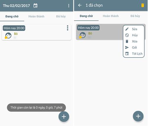 Lên lịch gửi tin nhắn trên thiết bị Android ảnh 2