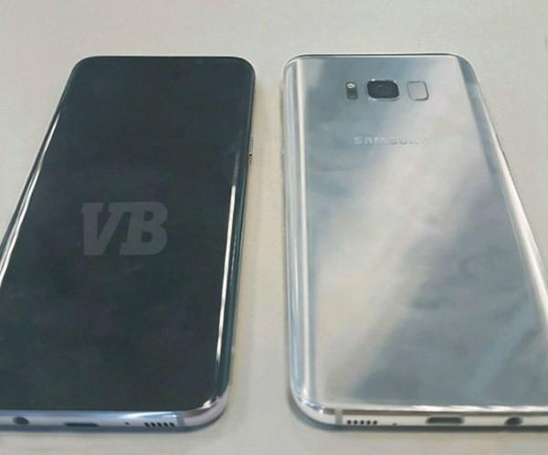 Nhận diện Samsung Galaxy S8 qua ốp lưng rò rỉ ảnh 2