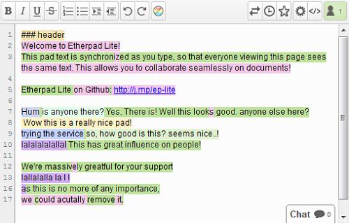 5 công cụ trực tuyến sẵn sàng thay thế Google Docs ảnh 4