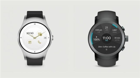 Mẫu smartwatch Wear24 chạy Android Wear 2.0 vừa được nhà mạng Verizon mở bán.
