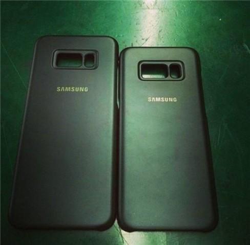 Hình ảnh Galaxy S8 và S8 Plus