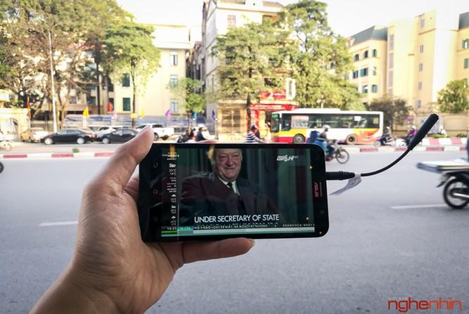 Trên tay Zenfone Go TV bắt sóng truyền hình trực tiếp ảnh 7