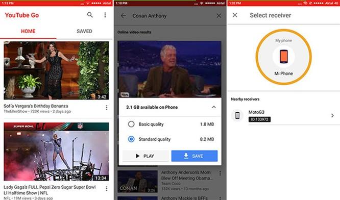 Hướng dẫn tải Youtube Go giúp tiết kiệm dữ liệu Internet ảnh 1