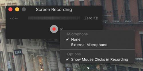 Quay màn hình Macbook cực dễ với QuickTime Player ảnh 3